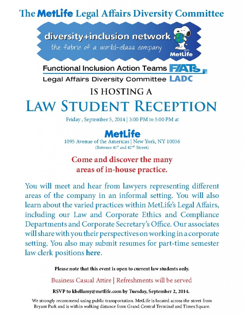 Hispanic Bar Association of New Jersey - Announcements